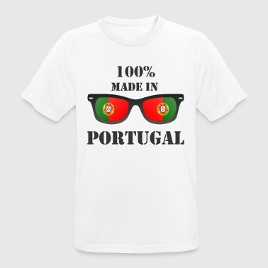 Made in portugal - Men's Breathable T-Shirt
