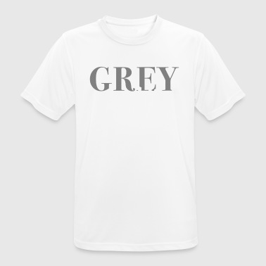 Gray Minds - Men's Breathable T-Shirt