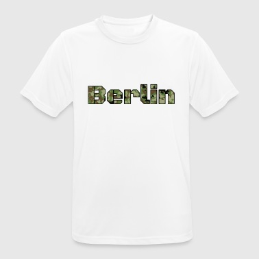 Berlin Military - Men's Breathable T-Shirt