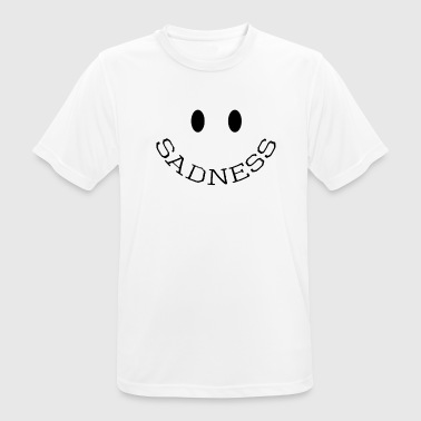sadness? - Men's Breathable T-Shirt