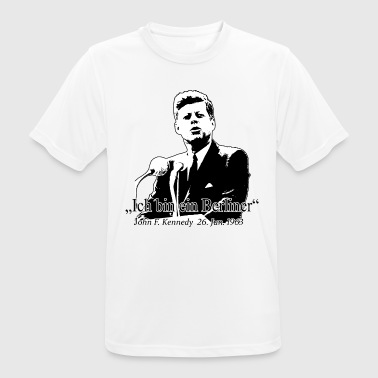 JF Kennedy - Men's Breathable T-Shirt