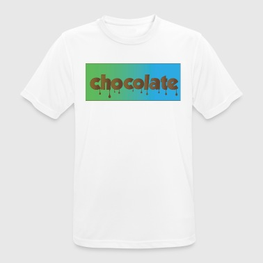 chocolat - T-shirt respirant Homme