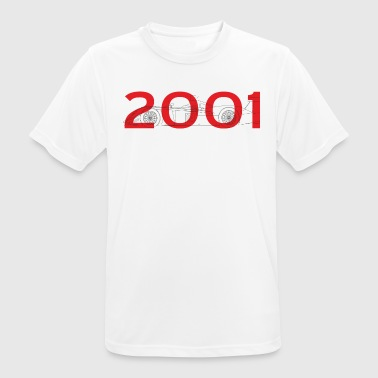R8 Le Mans 2001 - Men's Breathable T-Shirt