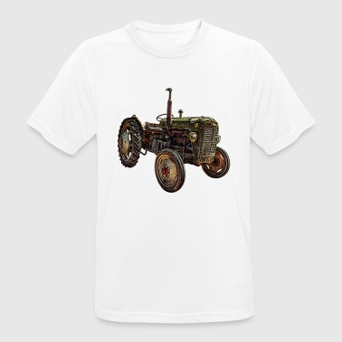 Tractor, granjero, agricultor, - Camiseta hombre transpirable