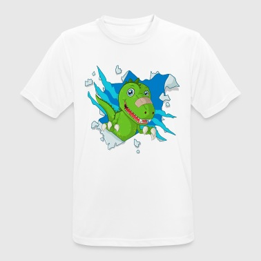 Sweet dinosaur - Men's Breathable T-Shirt