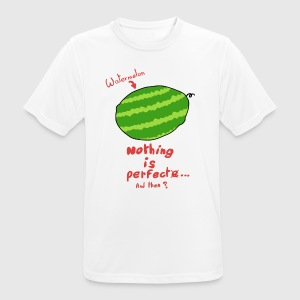 Watermelon - Nothing is perfect - T-shirt respirant Homme