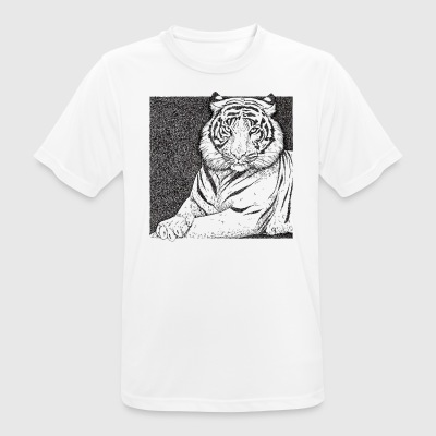 Tiger - Men's Breathable T-Shirt