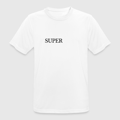 Superpapa - T-shirt respirant Homme
