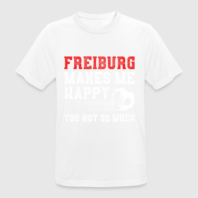 ME HEUREUX Fribourg REND - T-shirt respirant Homme