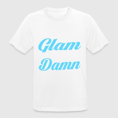 Too Glam To Give A Damn Gift - Men's Breathable T-Shirt