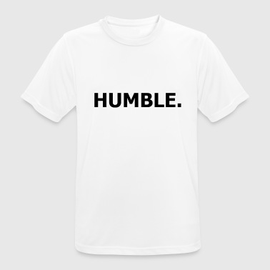 HUMBLE shirt KL - Pustende T-skjorte for menn