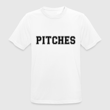 pitches - Men's Breathable T-Shirt