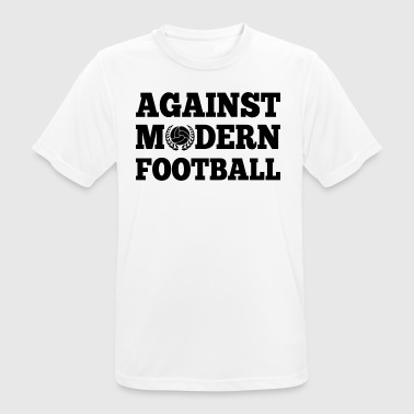 Against Modern Football - Camiseta hombre transpirable
