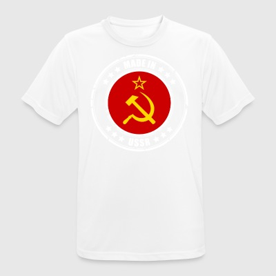 Made in USSR - Andningsaktiv T-shirt herr