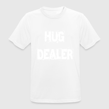 HUG DEALER - Men's Breathable T-Shirt
