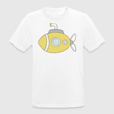 Submarine - Men's Breathable T-Shirt