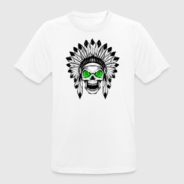 Indiens SKULL - T-shirt respirant Homme