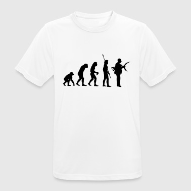 ENGINEERING EVOLUTION - Men's Breathable T-Shirt