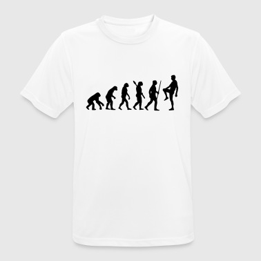 FITNESS FLAVOUR EVOLUTION SHIRT (NO PAIN NO GAIN BITCHES) - Men's Breathable T-Shirt