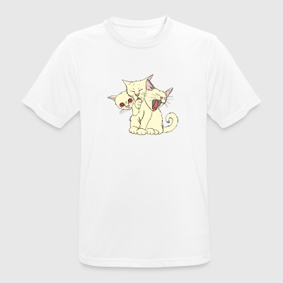 CATS | HYDRA - Men's Breathable T-Shirt