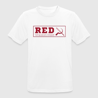 Red Warriors Logo - Andningsaktiv T-shirt herr