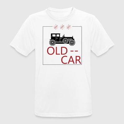 OLD CAR - Men's Breathable T-Shirt