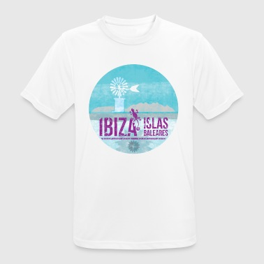 Baleares Island - Men's Breathable T-Shirt