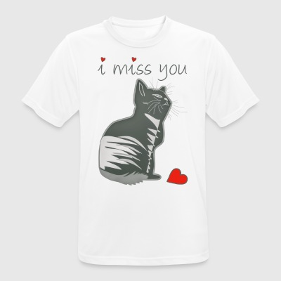 CAT - Men's Breathable T-Shirt