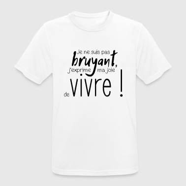 bruyant - T-shirt respirant Homme