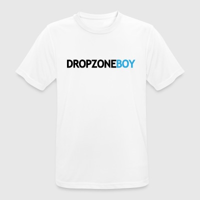dropzoneBoy - T-shirt respirant Homme