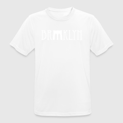 Brooklyn bridge - Men's Breathable T-Shirt
