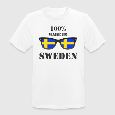 Made in sweden - Men's Breathable T-Shirt