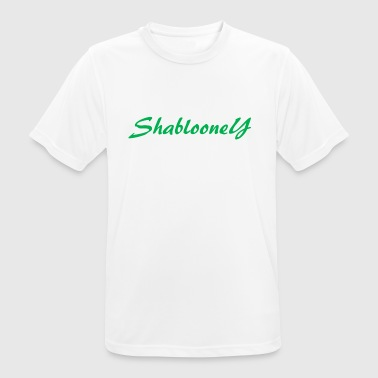 Shablooney Collection Uno - Herre T-shirt svedtransporterende