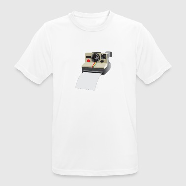 polaroid camera - Men's Breathable T-Shirt