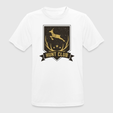 HUNT CLUB - Herre T-shirt svedtransporterende