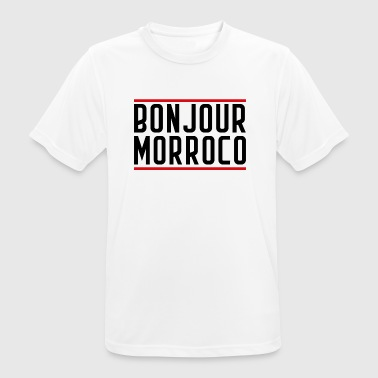 bounjour morroco - Men's Breathable T-Shirt