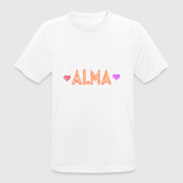 Alma - Men's Breathable T-Shirt