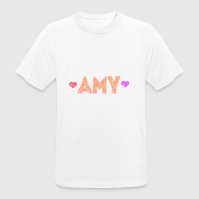 Amy - T-shirt respirant Homme