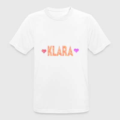 Klara - Men's Breathable T-Shirt
