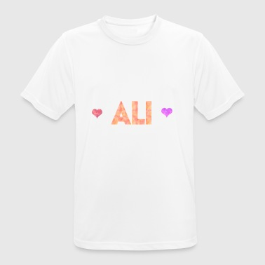 Ali - Men's Breathable T-Shirt