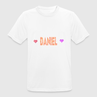Daniel - Men's Breathable T-Shirt
