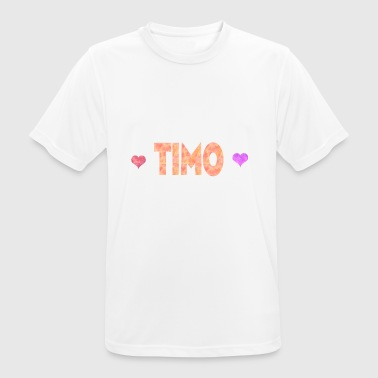 Timo - T-shirt respirant Homme
