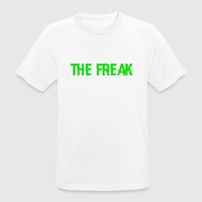The Freak - Pustende T-skjorte for menn