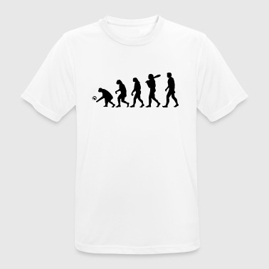 volleyball Evolution - Herre T-shirt svedtransporterende