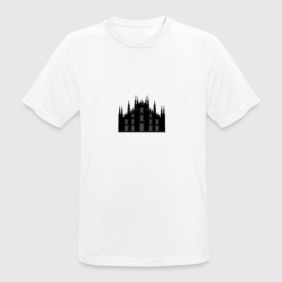 Milan Cathedral - Men's Breathable T-Shirt