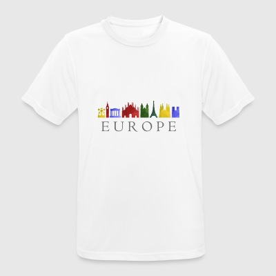 europe horizon - T-shirt respirant Homme