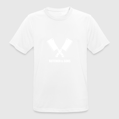 Butcher & Sons - T-shirt respirant Homme