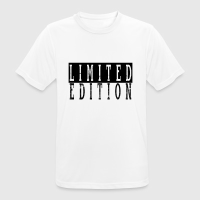 LIMITED - Camiseta hombre transpirable