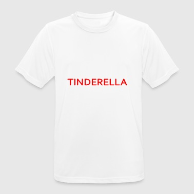 TINDERELLA amadou APP DATE DATE BLIND LOVE AFFAIR - T-shirt respirant Homme