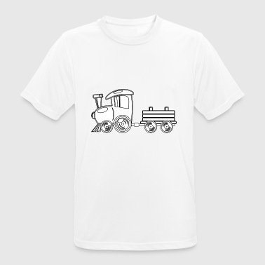 locomotive - T-shirt respirant Homme